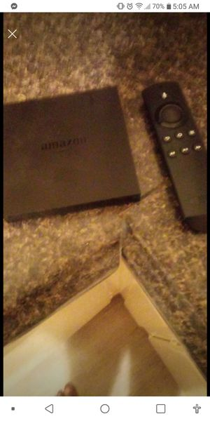 Amazon fire tv for Sale in Albemarle, NC