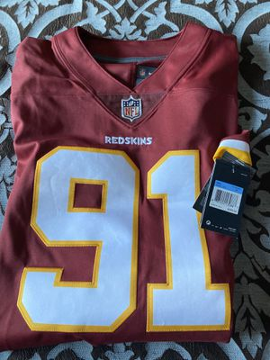 Redskins Jersey size M for Sale in Gainesville, VA
