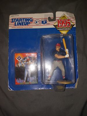 Starting line up sports superstar collectibles for Sale in North Little Rock, AR