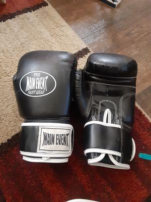 Pro, everlast, ringside boxing gloves for Sale in Erath, LA