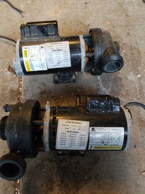 Spa pumps for Sale in Poplar Grove, IL