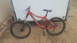TRADE FOR PIT BIKE DOWNHILL MOUNTAIN BIKE for Sale in Peyton, CO