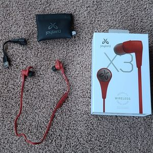 Red Jaybird X3 for Sale in San Diego, CA