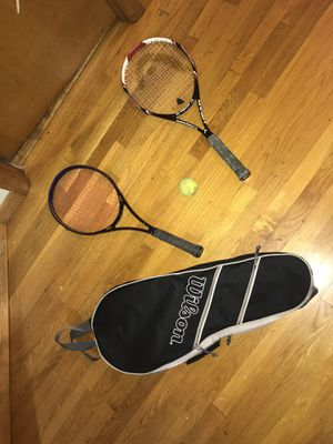 Tennis racket set for Sale in Revere, MA