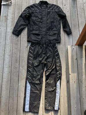 Triumph motorcycles rain suit XL men for Sale in Aloha, OR