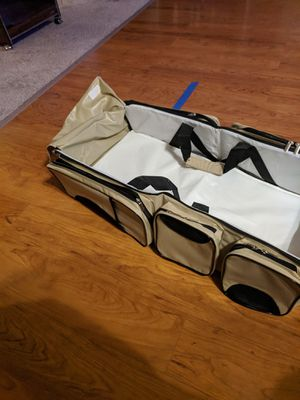 Portable changing table for Sale in Beaverton, OR