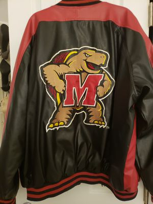 Maryland Terps Jacket for Sale in Sykesville, MD