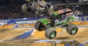 Monster Jam tickets Feb. 28, 2019 for Sale in East Chicago, IN