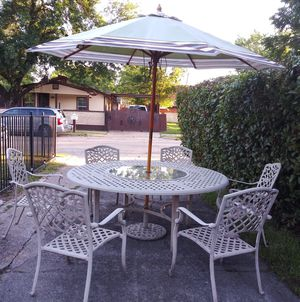 PATIO FURNITURE 👇 for Sale in Fort Worth, TX