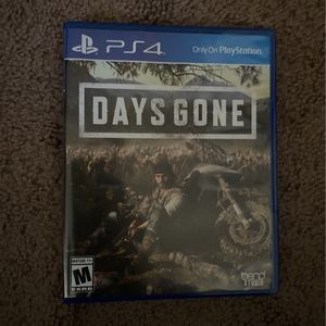 Days Gone Ps4 for Sale in Los Angeles, CA
