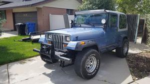 1989 Jeep Wrangler Laredo 6 cyl. for Sale in Salt Lake City, UT