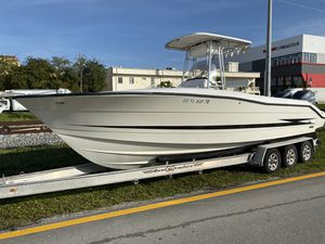 28 ft center console fishing boat for Sale in Hollywood, FL
