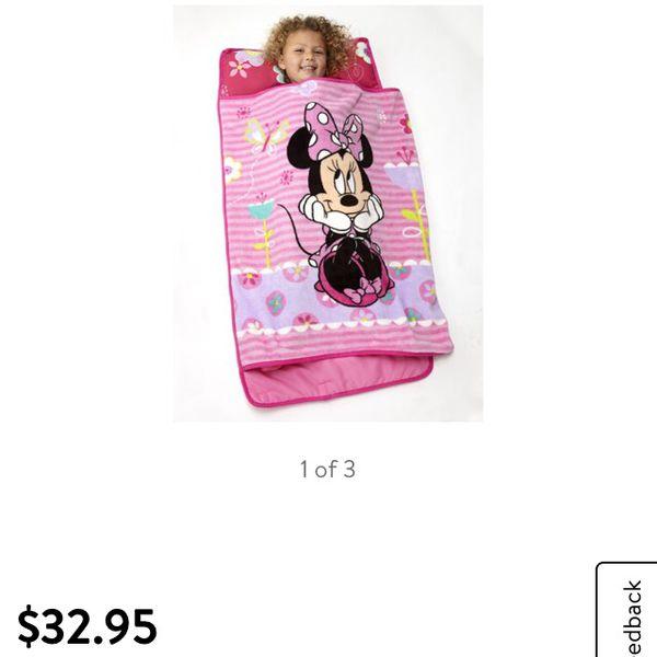 Disney Rapunzel Tangled Toddler Nap Mat