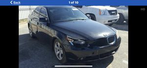 Bmw 2007 530i parting out for Sale in Austin, TX
