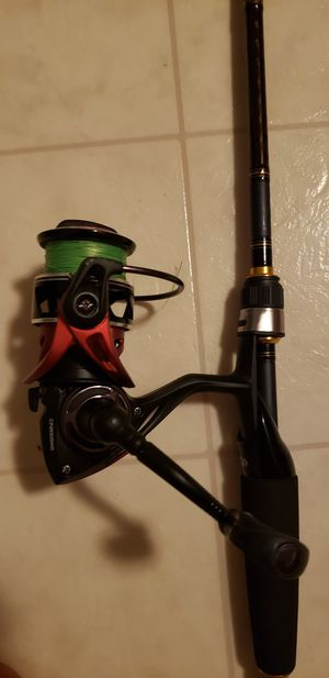 Spinning Rod and Reel Combo for Sale in Farmington Hills, MI