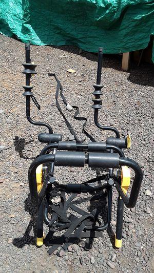 Rhode Gear spare tire shuttle bike rack for Sale in Lakeside, AZ