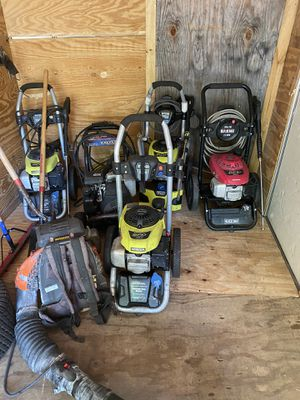 All work good all $750 for Sale in Plant City, FL