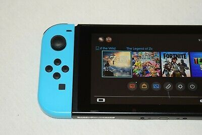 Nintendo switch 64GB Neon