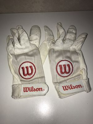 Wilson Batting Gloves soft leather P/U Tropicana and Fort Apache for Sale in Las Vegas, NV