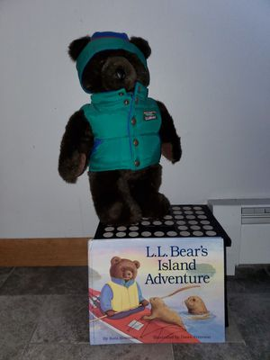 L L Bean story book for Sale in Wolcott, CT