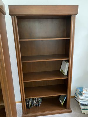 2 Matching Bookshelves for Sale in Seattle, WA