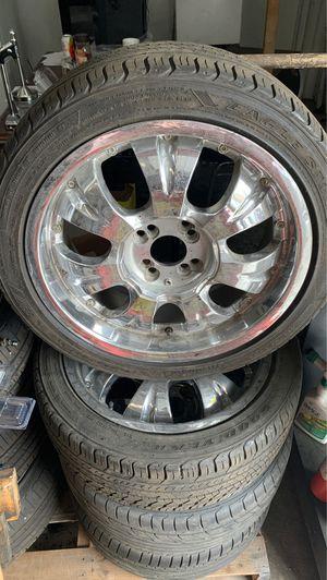 Wheels/Tires 17' for Sale in Pelham, AL