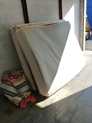 Free mattress and Box spring for Sale in Chesapeake, VA