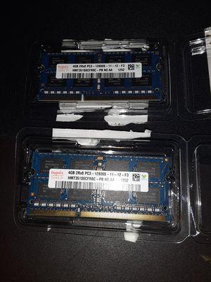 DDR4 8GB (2x4) for Sale in Winter Garden, FL