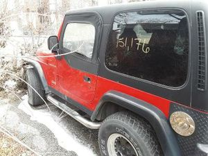 2000 Jeep WRANGLER for Sale in Florissant, MO