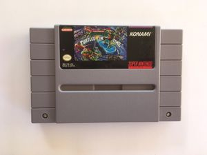 Turtles in time for snes for Sale in Chino, CA