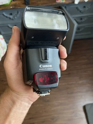 Canon speed lite 430exII for Sale in Farmers Branch, TX