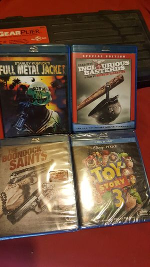 Blu-ray movies for Sale in Irving, TX