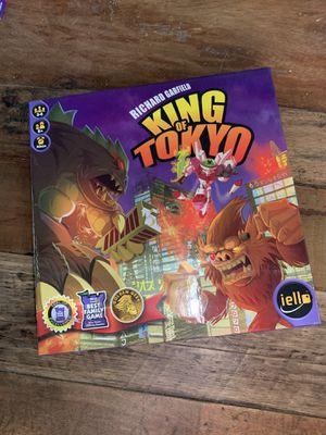 King of Tokyo board game 1st edition. for Sale in Peoria, AZ