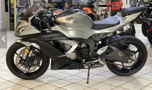 2018 KAWASAKI NINJA ZX-6R ZX6R ZX6 MOTORCYCLE for Sale in Miami Gardens, FL
