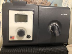 Phillips Respironics System One CPAP sleep machine breathe for Sale in Jurupa Valley, CA