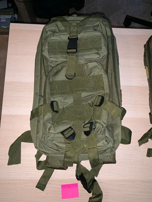 Jungle And Camouflage 30L Backpack for Sale in Miami, FL