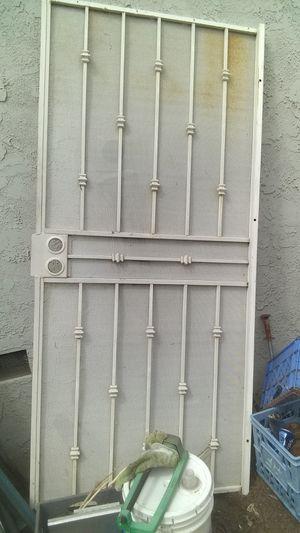 Iron door for Sale in El Segundo, CA