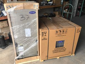 3 ton 16 seer complete air conditioner system for Sale in Orlando, FL