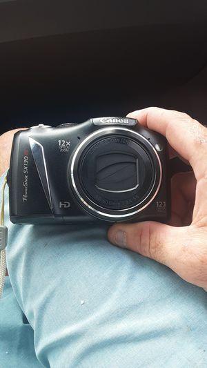 Canon powershot SX130IS digital camera for Sale in Fellsmere, FL