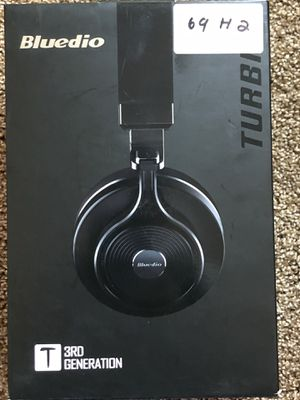 bluedio third generation Bluetooth headphones new regular price $79 closeout price $39 FIRM for Sale in Lexington, KY