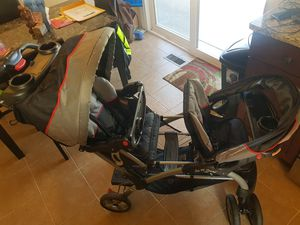 Baby trend double stroller for Sale in Lexington, KY