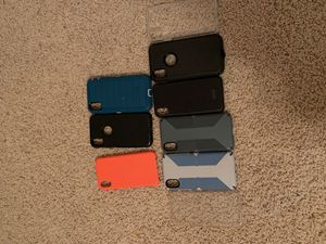 iPhone XS / X cases for sale for Sale in Altoona, IA