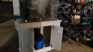 30 gal. Tank plus stand and filter for Sale in Fresno, CA