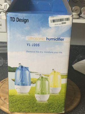 NIB never used Ultrasonic Humidifier for Sale in Nashville, TN