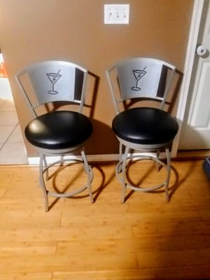 Tempo Industries Martini bar stools. for Sale in Wrightsville, PA