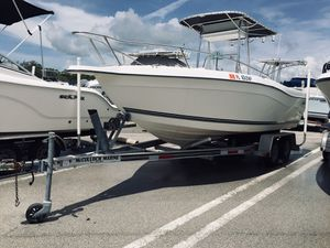 1998 Seaswirl Striper 21' Walk Around for Sale in Miami, FL