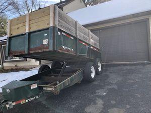 6.4'x12' 2006 Heavy Duty Dump Trailer !! for Sale in Sterling, VA