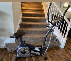 Elliptical exercise machine for Sale in Las Vegas, NV