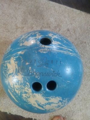 Lady Brunswick bowling ball for Sale in Manassas, VA