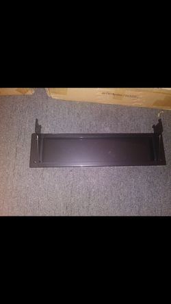 6 inchs metal shelves with brackets for Sale in Chicago,  IL